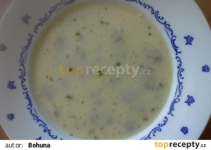 Jednoduchá selská polévka