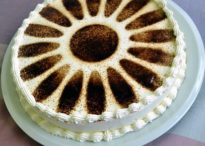 Tento dort neobsahuje mouku, ale pozor na dávku rumu!