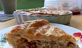 Kuřecí koláč - Kotopita