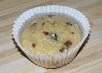 Muffiny s brusinkami
