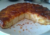 Obrácený koláč Tarte Tatin