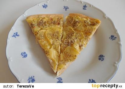 Pizza italské chudiny