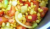 Rychlý čočkový salát