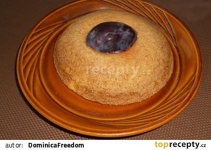 Rýžová pěna s ovocem
