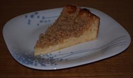 Šťavnatý koláč z tvarohu