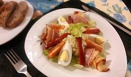 Vajíčkový salát z Moravy