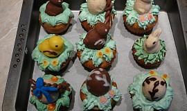 Velikonoční muffiny od Pavly
