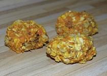 Zdravé mrkvové minisušenky