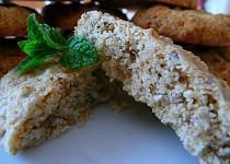 Bezlepkové sušenky se semínky