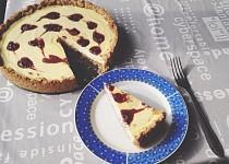 Vanilkový cheesecake