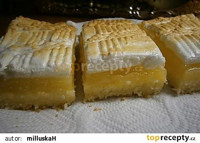 Citronový krémeš