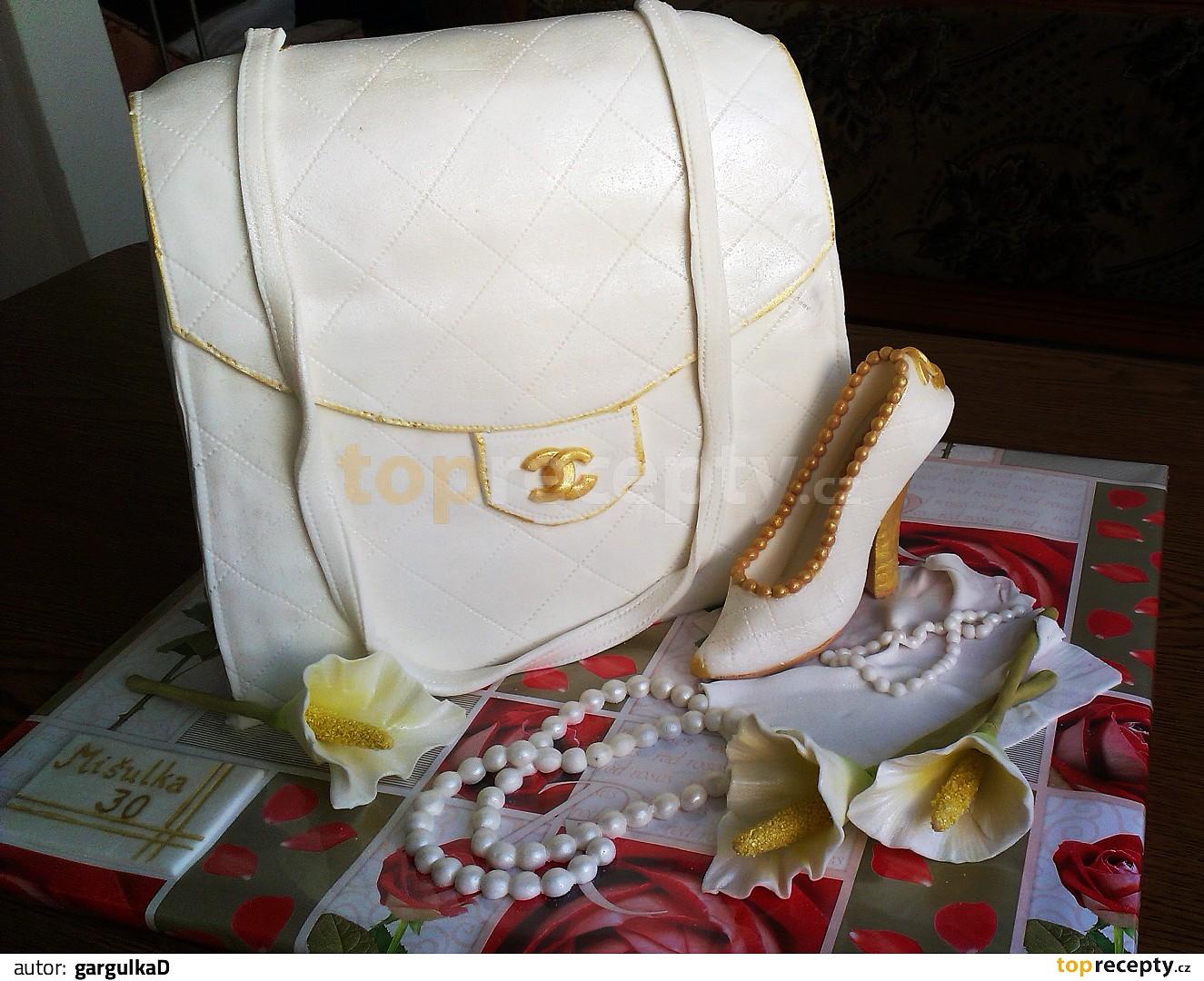 Coco Chanel kabelka recept - TopRecepty.cz 209753d83c2