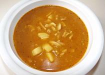 Dršťková polévka zase trošku jinak