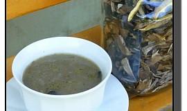 Houbová polévka z PH