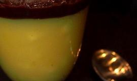 Jablečný puding
