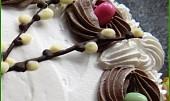 """Kakaový dort s """"kočičkami"""""""