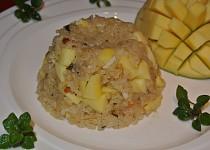 Karibské rizoto