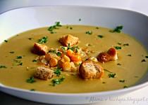 Kukuřičná polévka