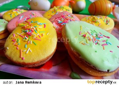 Linecká barevná vajíčka