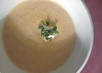 Mrkvičková polívečka - krémová