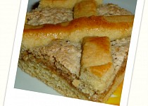 Nedělní mřížkový koláč