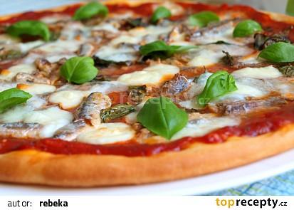 Pizza Margherita / Napoletana