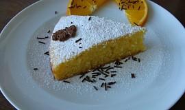Pomerančový koláč
