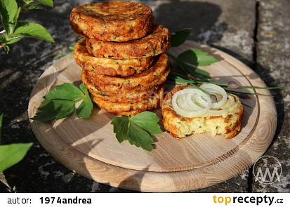 Sýrové placičky s hořčicí