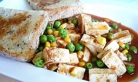 Tofu guláš