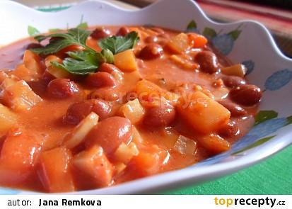 Zeleninové fazole