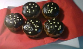 Čokoládové muffiny...