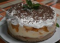 Dětský pudinkový dort