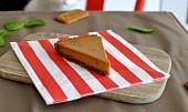 Karamelový cheesecake