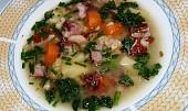 Loudálkova přesnídávková polévka
