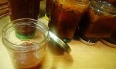 Marmeláda z reveně, meruněk, zázvoru - bez gelfixu