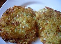 Mořská ryba v bramborové krustě