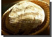 Obyčejný špaldový chleba s kváskem