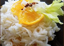 Pikantní rýžový salát