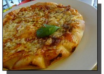 Pizza v remosce
