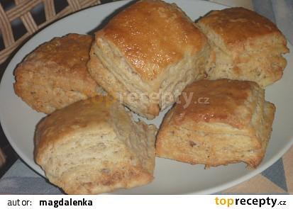 Škvarkovo - pepřové pagáče