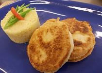 Smažené sýrové tvarůžky v těstíčku