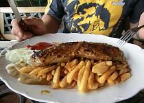 Steak 7 druhů pepřů