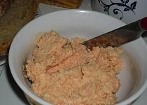 Sýrovo salámová pomazánka