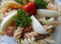 Těstovinový salát Moravanka