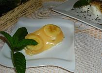 Tvarohový dezert s želé