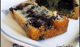 Borůvkový chlebíček