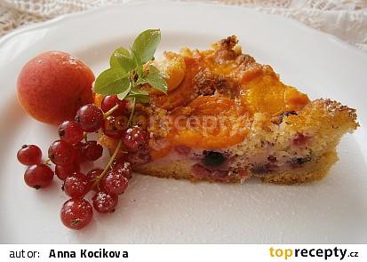 Bublanina s ovocem