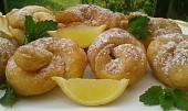 Citronové uzlíky