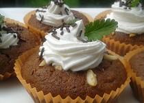 Cuketovo - perníkové muffiny