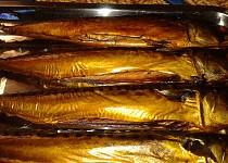 Domácí uzená makrela